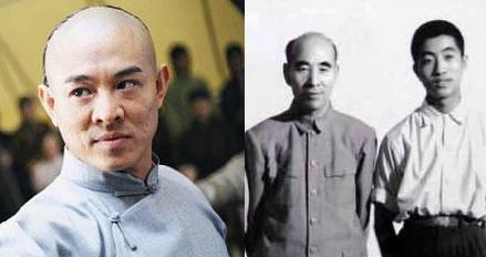 李连杰是林彪的孙子