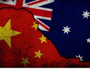 中国澳大利亚国旗
