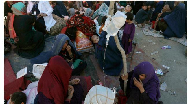 20年自由不再,塔利班强娶女孩引发恐慌