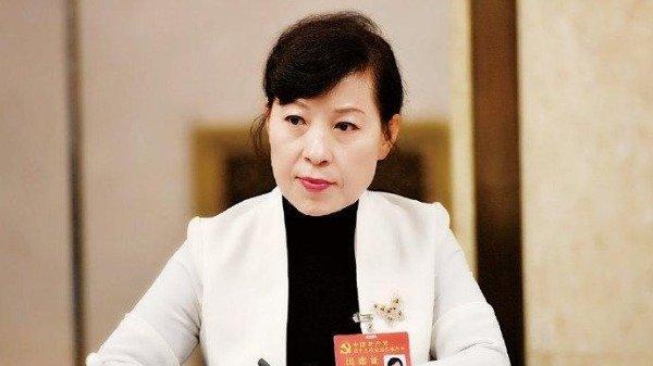 王莉霞任内蒙古自治区党委副书记接替布小林任区政府党组书记。(图片来源:网络)