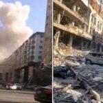 辽宁4天2爆 大连再爆炸;楼顶炸开9死伤 - 不可能是天然气爆炸