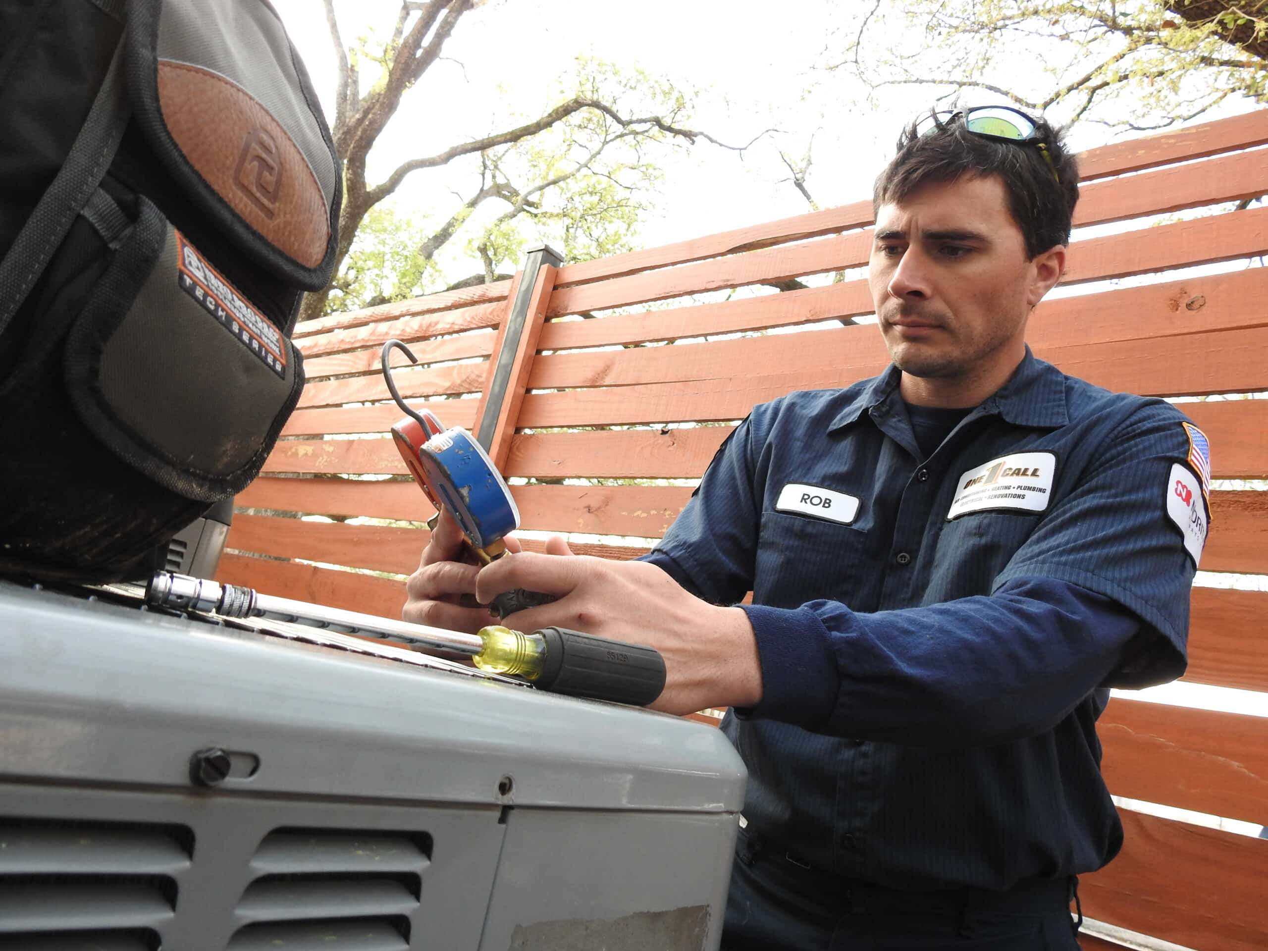 Air Conditioner Installation or replacement in Houston for goodman and trane