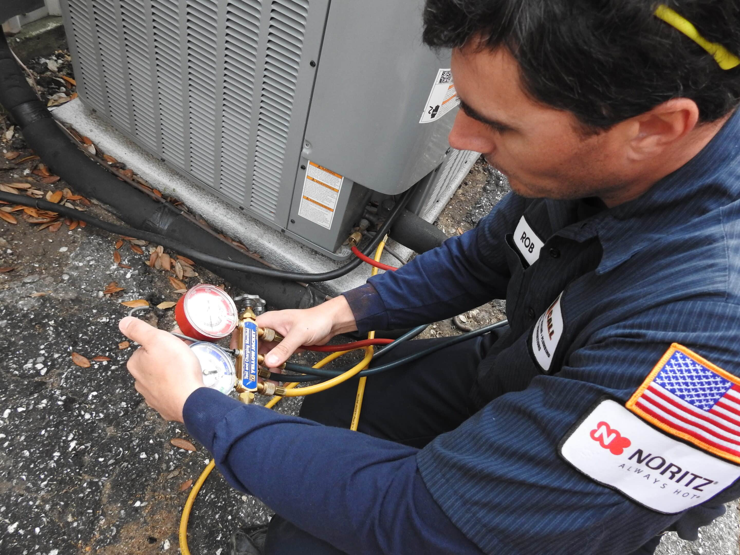 Residential Air Conditioner repair throughout Houston