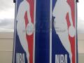 Custom Inflatable NBA Logo