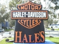Custom Inflatable Harley Davidson Logo