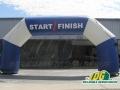 Custom Inflatable Angular Start Finish Arch