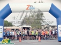 Custom Inflatable Start/Finish Arch Zydeco