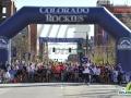 Custom Inflatable Colorado Rockies Arch