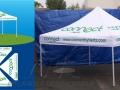 Connect By Hertz 10'x10' Vendor Tent