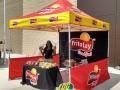 Frito Lay Vendor Tent