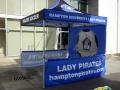 Hampton University Vendor Tent