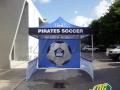 Pirate Soccer Vendor Tent