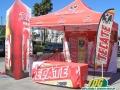 Tecate Vendor Tent