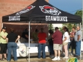 SeaWolves Vendor Tent
