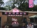 Chocolate Muse Vendor Tent