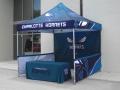 Charlotte Hornets 10'x10' Vendor Tent