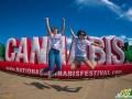 Custom Inflatable Cannabis Festival Letters