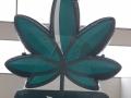 Custom Inflatable greenRush.com Leaf