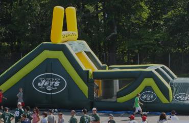 custom-Inflatable-football-game-slider