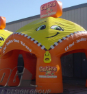 Inflatable Tents And Pavilions