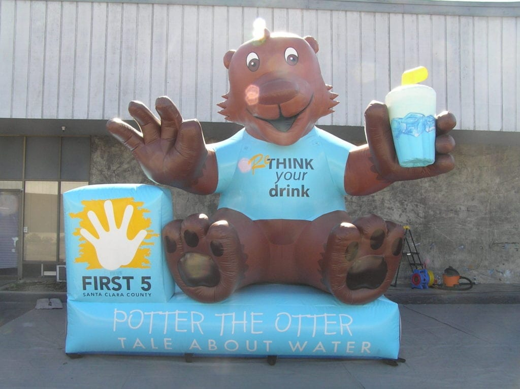 Giant Custom Inflatables will work for you.