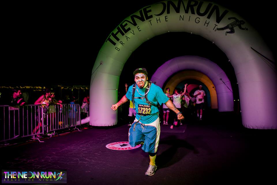 Inflatable Run Archways from Inflatable Design Group