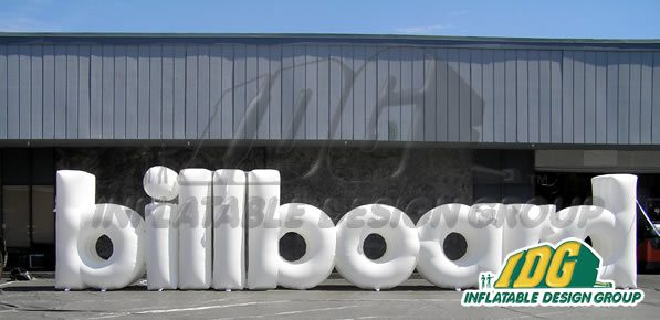The Power of an Inflatable Logo at Your Next Event 2