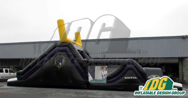 Branded Inflatable Obstacle Courses