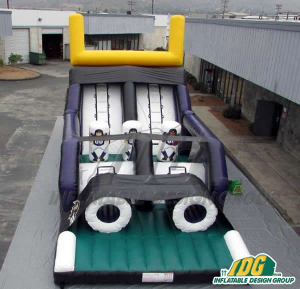 Branded Inflatable Obstacle Courses 2