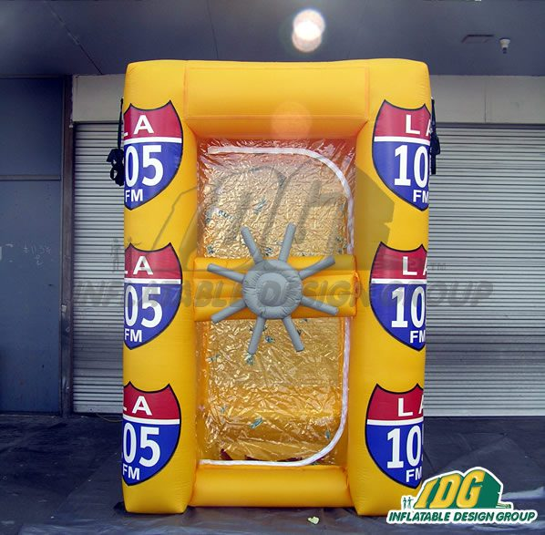 It's All About the Money with Inflatable Money Machines 6