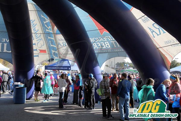 Inflatable Tents and Pavilions are a great focal point for your event! 3