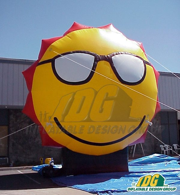 Summer Time Events with Fun Inflatables from Inflatable Design Group!