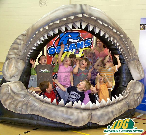 Shark Week to take a big BITE into Custom Inflatable Replicas 1