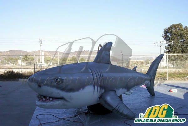 Shark Week to take a big BITE into Custom Inflatable Replicas