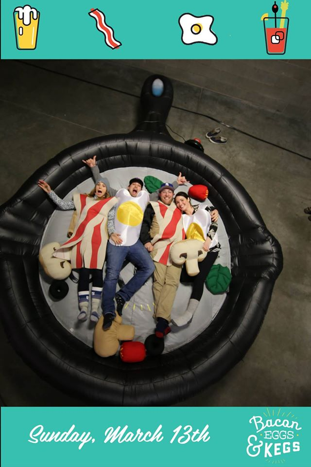 Social Media Marketing with Inflatable Design Group!