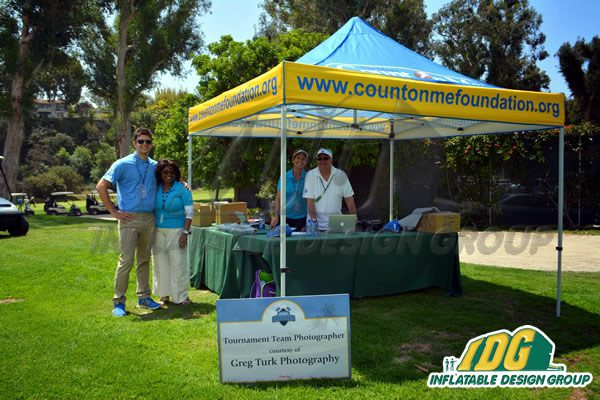 Beat the heat with POPUP Vendor Tents this summer! 2