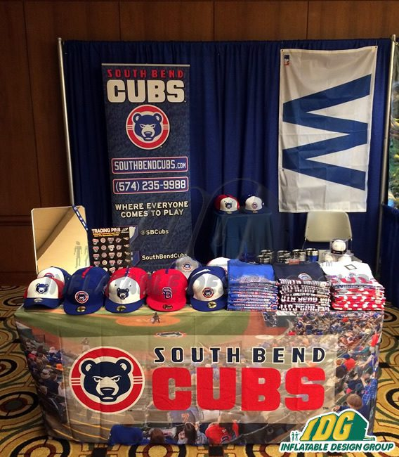 SB Cubs Table Cover