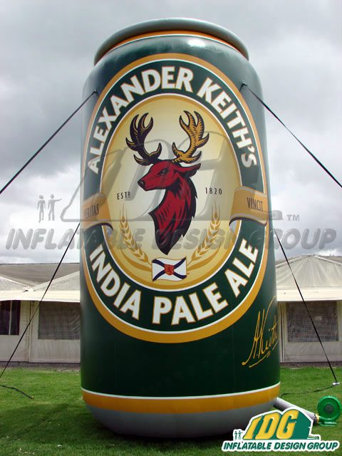 Oktoberfest means beer business with promotional inflatable products