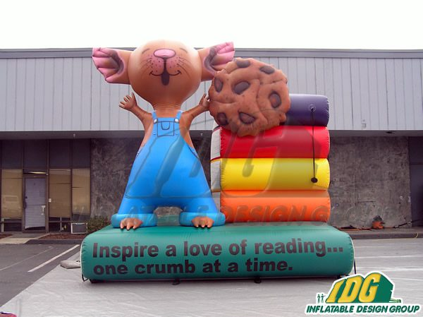 Back to School with Inflatable Design Group and Educational Inflatables 3