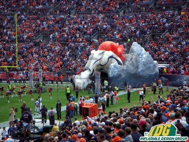 Kickoff to the Football Season with Inflatable Entrance Tunnels!