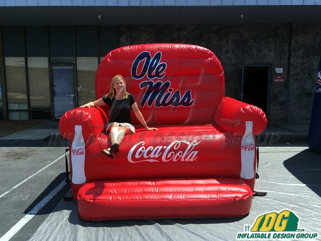 School is in session with Inflatable Design Group and College Inflatables