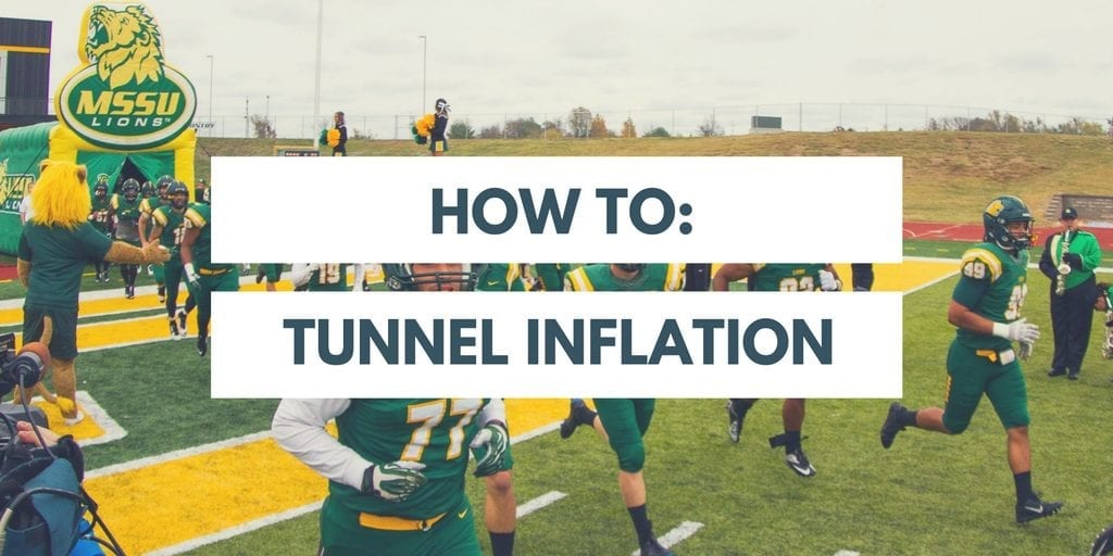 HOW TO Series: Set up and Take down of an Inflatable Tunnel 7
