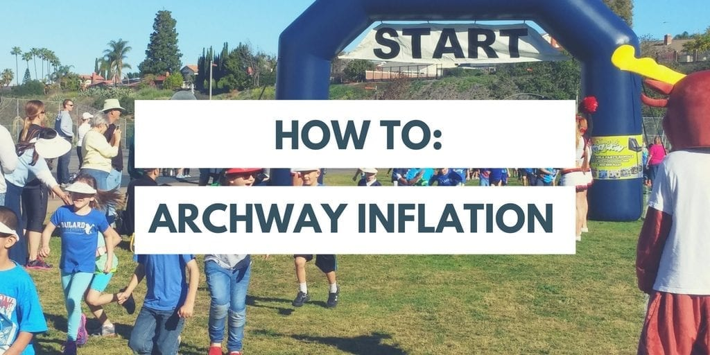 HOW TO: Archway Inflatables Set up and Take down