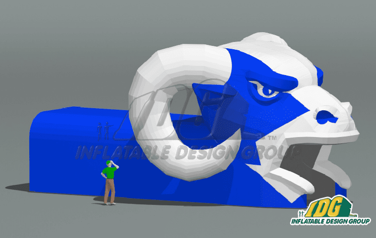 Moving from Vision to Reality with an Inflatable Product