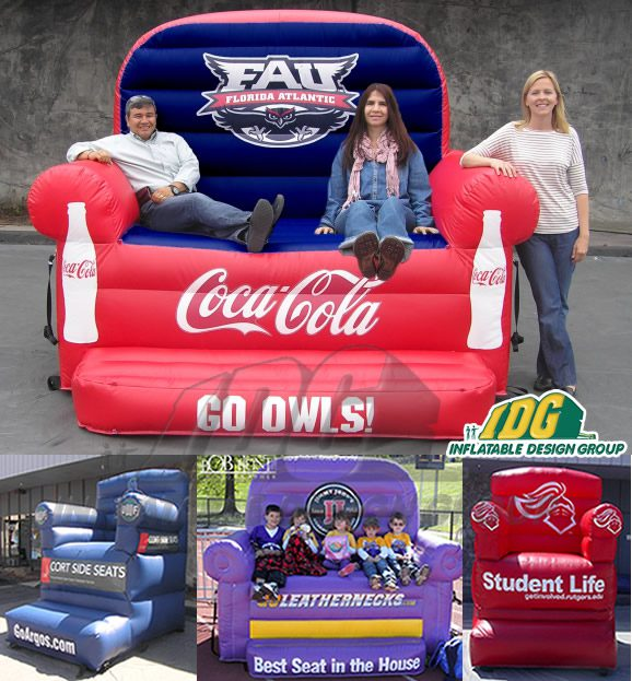 Increase revenue in 2017 with Inflatable Promotional Products 1
