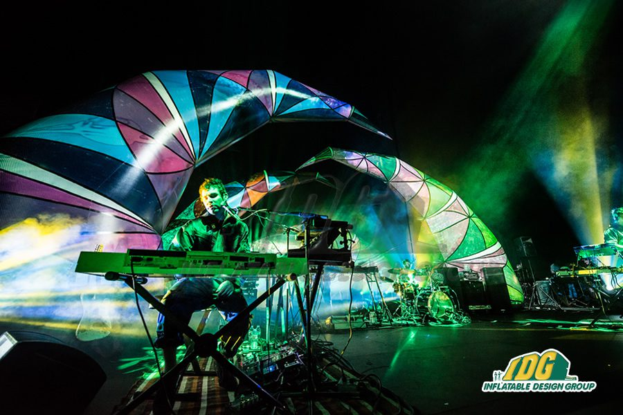 Inflatable Scenery, Stage Sets & Props for this years concert season!
