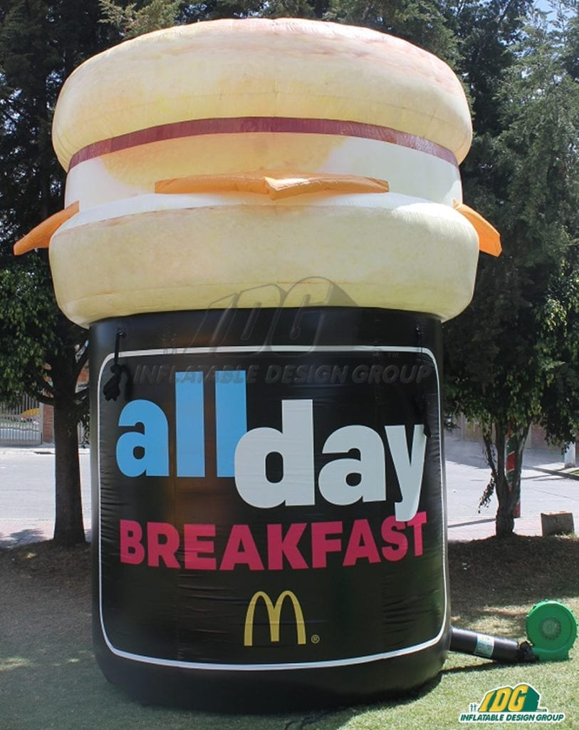 The Next Big Move for Your Business - Inflatable Advertising!