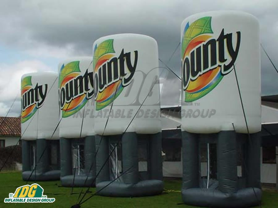 Instant money maker...Custom Inflatable Money Machines! 1