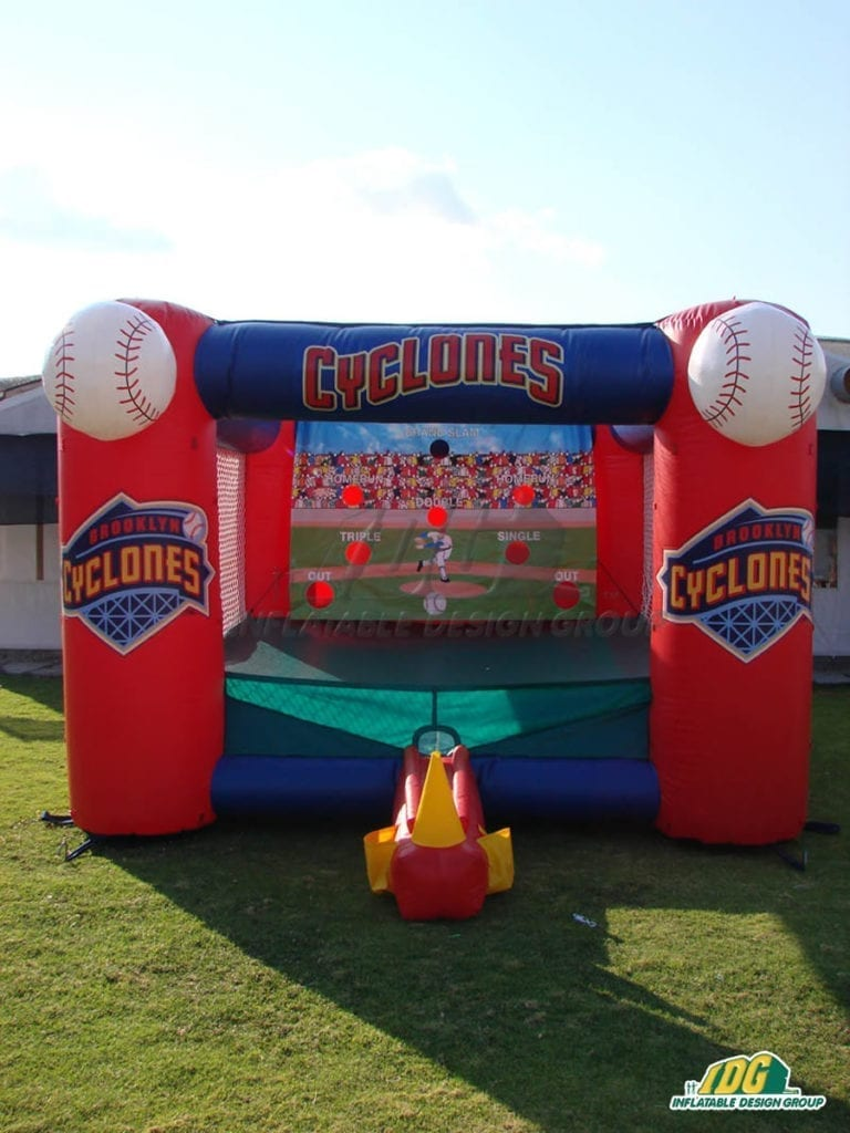 Branded Inflatable Games from Inflatable Design Group