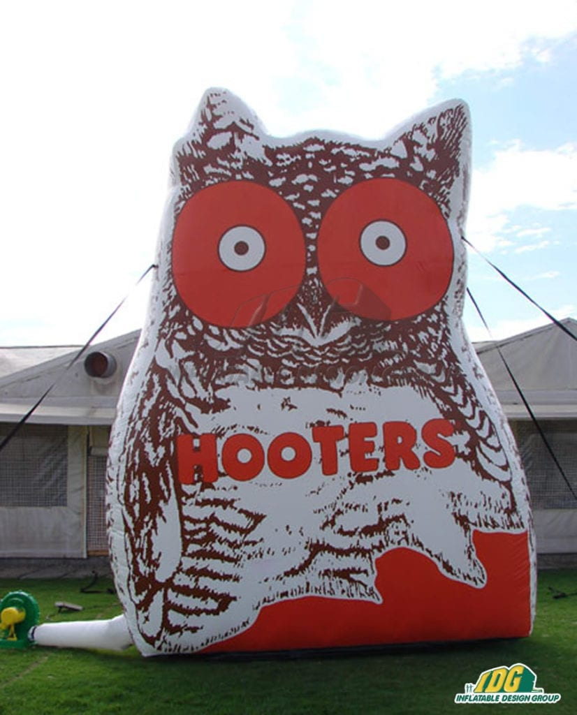 Custom Summer Creations with Advertising Inflatables